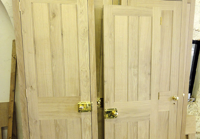 Kaskelot oak doors